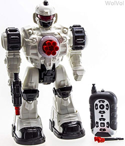 Best Remote Control Robots   Robot Toys Advice